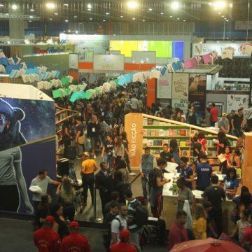 Bienal vende mais de 4 milhões de livros no Rio