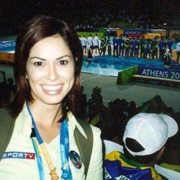 Ex-repórter da Globo revela ter sido assediada por diretor durante as Olimpíadas de Atenas
