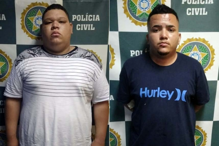Polícia prende dois milicianos da quadrilha de Ecko na Baixada