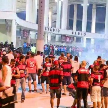 Câmeras identificarão torcedores vetados no Maracanã