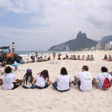 Rio celebrará Dia Mundial da Limpeza no Leme no próximo sábado