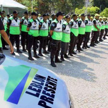 Agentes do programa Segurança Presente denunciam falta de pagamento de salários