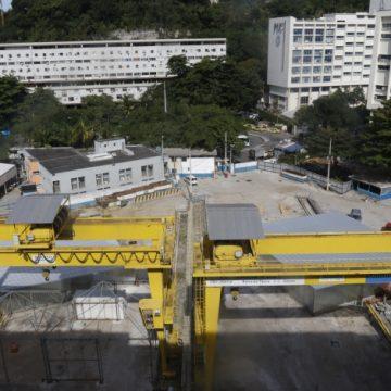 MPRJ entra na Justiça para que o estado retome as obras da estação Gávea do metrô