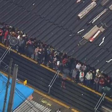 Tiroteio no Chapadão atrasa início da operação do ramal de Belford Roxo da SuperVia