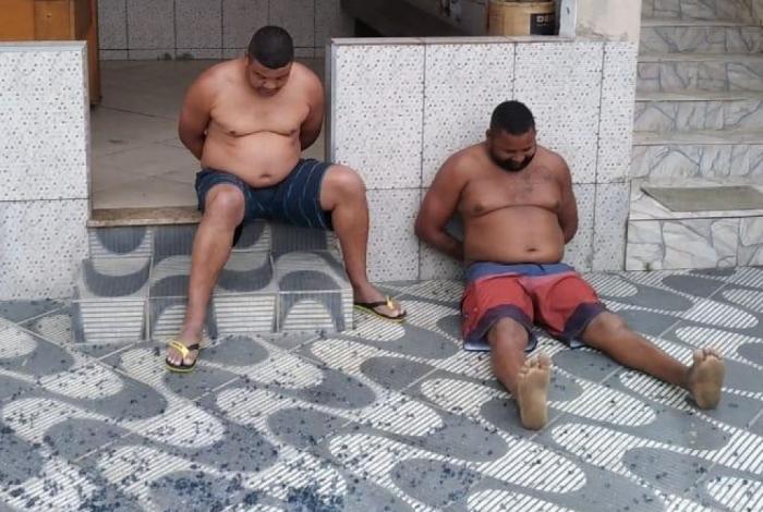 Chefe da milícia que atua na Baixada Fluminense e seu segurança pessoal são presos