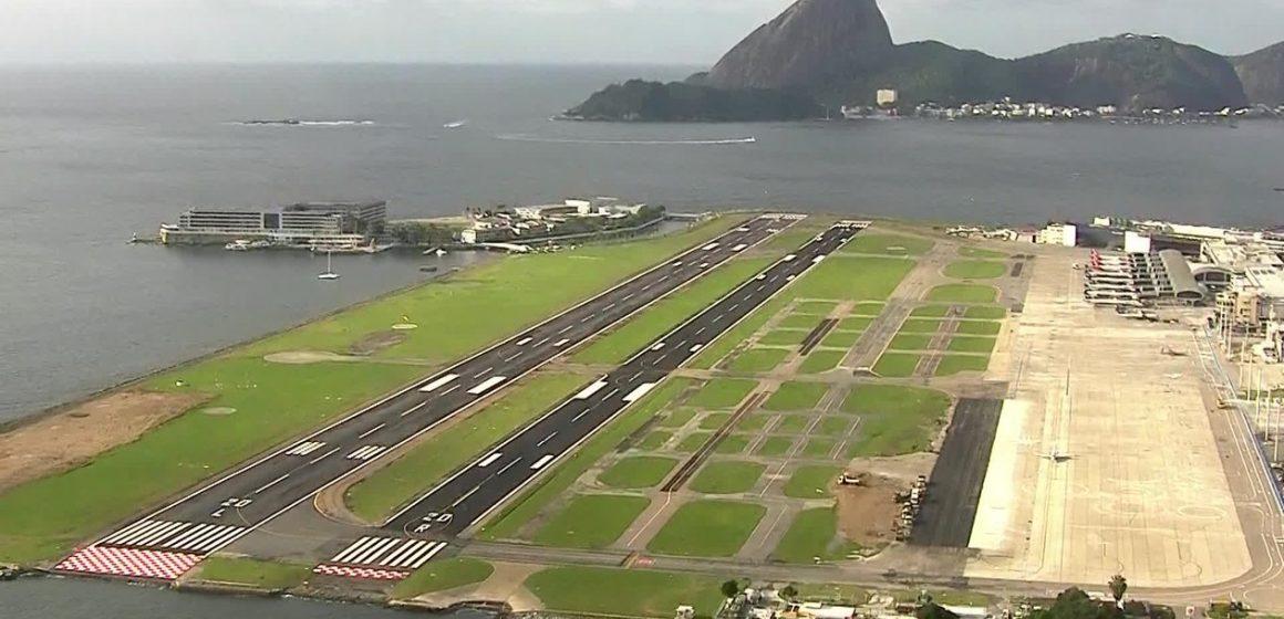 Santos Dumont tem primeiro dia útil após reforma; Gol remaneja voos nesta terça