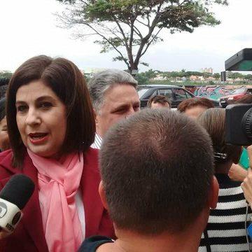 Rosinha Garotinho é absolvida pelo TSE em processo por propaganda eleitoral antecipada