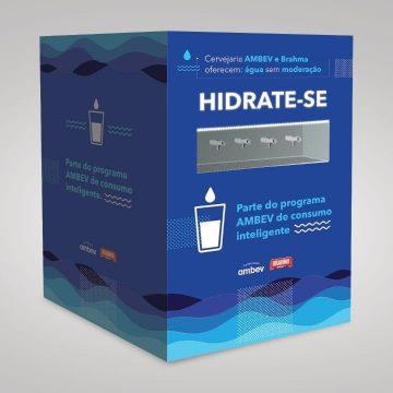Beba água sem moderação: Brahma e Cervejaria Ambev vão além do discurso quando a pauta é consumo inteligente