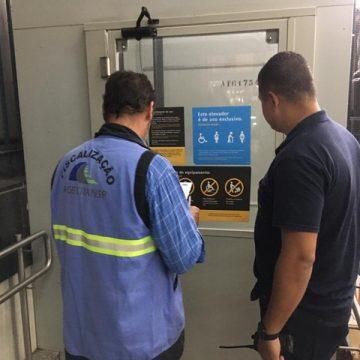 Agetransp inicia fiscalização de acessibilidade em estações de trens, barcas e metrô no Rio