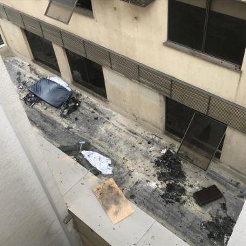 Gerador que pegou fogo no Hospital Badim deve passar por nova perícia nesta terça