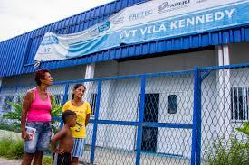Escola técnica na Vila Kennedy, Zona Oeste do Rio, está pronta há 5 anos e nunca recebeu alunos