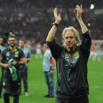 Deputados propõem entregar Medalha Tiradentes a Jorge Jesus, técnico do Flamengo