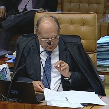 Gilmar Mendes manda soltar empresários presos em ação no RJ que apura desvios de R$ 52 milhões