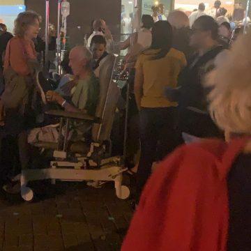 Incêndio atinge Hospital Badim, na Tijuca