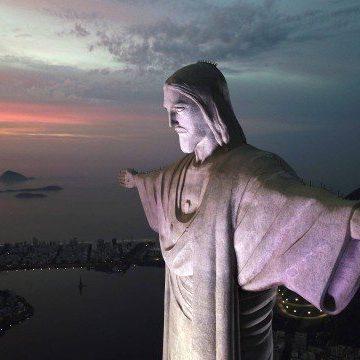 Cristo Redentor será iluminado de amarelo no Dia Mundial de Prevenção ao Suicídio