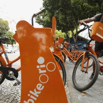 Servidores municipais ganham desconto em serviço de aluguel de bicicleta