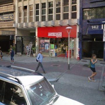Tentativa de assalto a loja em Ipanema termina com suspeito morto