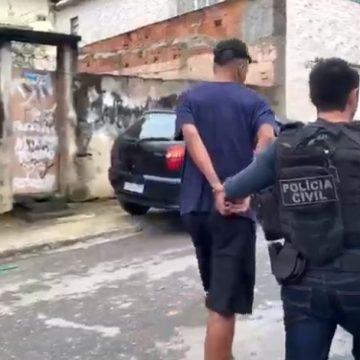 Operação prende mais de 30 assaltantes que atuam na Baixada Fluminense