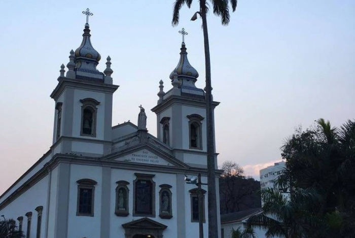 Criminosos tentam roubar igreja na Tijuca e acabam presos