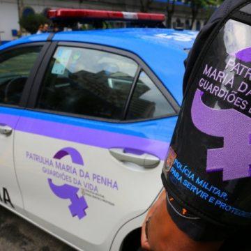 Em dois meses, Patrulha Maria da Penha atende 629 mulheres vítimas de violência