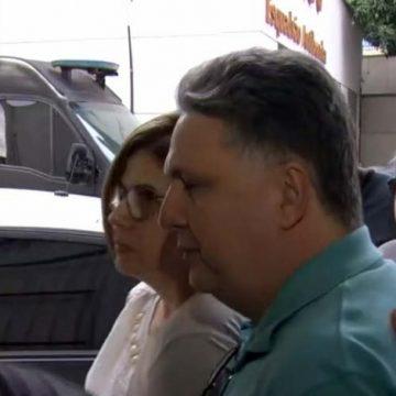 Ex-governadores Anthony Garotinho e Rosinha Matheus são presos mais uma vez