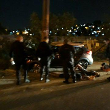 Assalto seguido de perseguição termina com suspeitos baleados em Vila Isabel