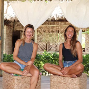 Cris Dias vai ao Nordeste entrevistar campeões de Kite Surf