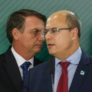 Caso Marielle: Bolsonaro afirma que Witzel já havia dito sobre depoimento do porteiro