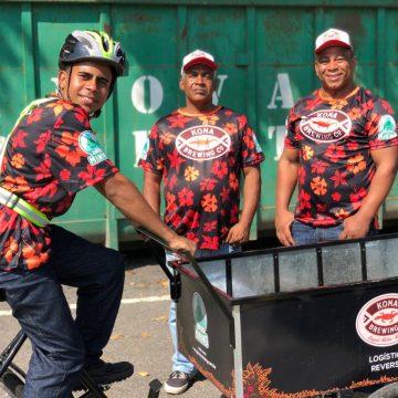 Cervejaria Kona inicia programa de logística reversa na Lapa e já impacta 50 bares da região