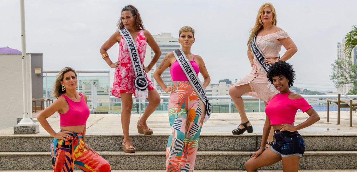 Miss Baixada tem ensaio fotográfico para fechar comemorações do Outubro Rosa