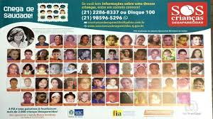 Lei determina que delegacias do RJ informem sumiço de crianças e adolescentes à FIA