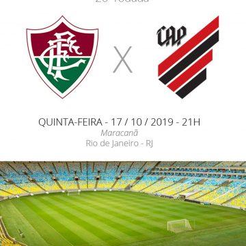 Fluminense x Athletico-PR: veja como assistir, escalações, desfalques e arbitragem