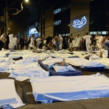 Morre 19ª paciente internada no Hospital Badim, no Rio, durante incêndio