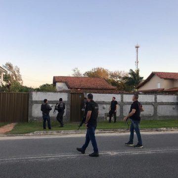 Polícia e MP prendem suspeitos de comandar milícia em Araruama, no RJ