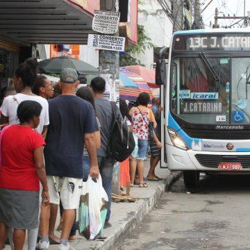 Traficantes mudam itinerários de 24 linhas de ônibus