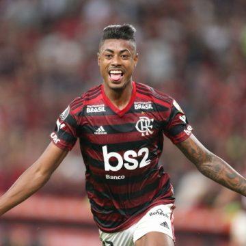 'Bruno Henrique é melhor que Cristiano Ronaldo tecnicamente' diz ex-técnico do Fluminense