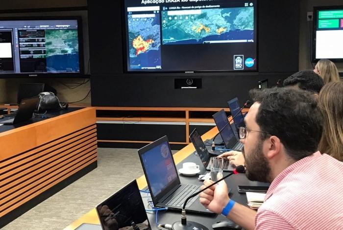 Convênio entre Prefeitura do Rio e a Nasa permitirá prever riscos em deslizamentos