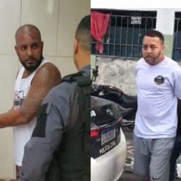 Presos integrantes de organizada do Flamengo que agrediram torcedores do Vasco em posto