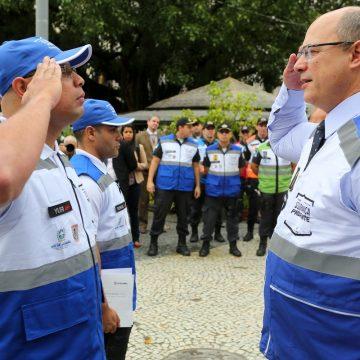 Witzel apresenta projeto para definir modelo de escola cívico-militar no RJ