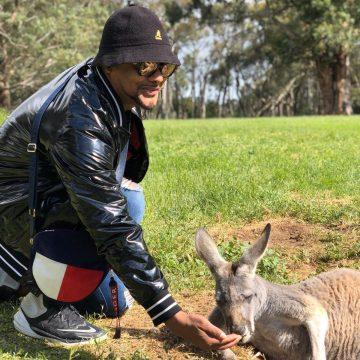 Partiu Canadá! Após sucesso na Austrália, Carlinhos se prepara para mais uma temporada de workshops internacionais.
