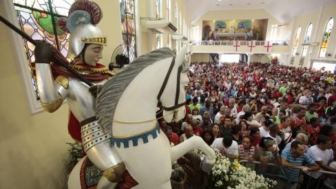 Rio lança calendário de atrações religiosas para além do Cristo Redentor