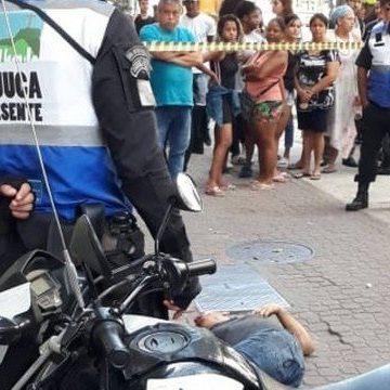 Assaltante que praticava saidinha de banco na Tijuca é morto por policial civil à paisana