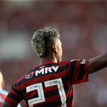 O cara do Flamengo! Bruno Henrique é eleito o melhor jogador da Libertadores