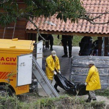 Dona de sítio onde 3N estava escondido em Itaboraí foi obrigada a sair de casa
