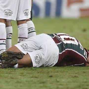 Ganso tem lesão na coxa esquerda detectada e pode não voltar a jogar pelo Fluminense em 2019
