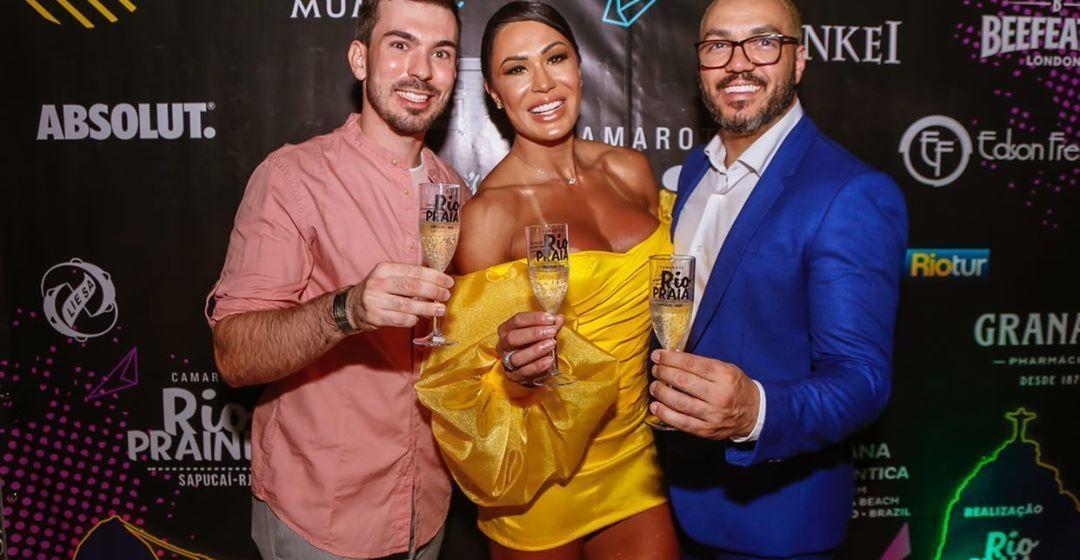 Camarote Rio Praia 2020 realiza festa de lançamento no hotel Pestana Rio Atlântica