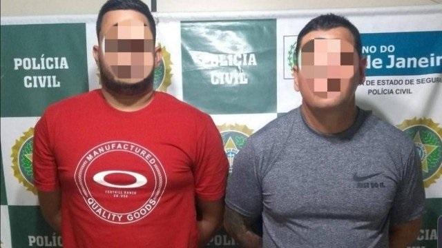 Polícia prende chefe de milícia e comparsa durante ação em Belford Roxo, na Baixada Fluminense
