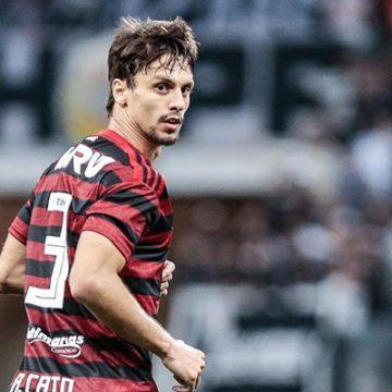 Jornal: Barcelona prepara 'operação relâmpago' por Rodrigo Caio; Flamengo pode receber bolada
