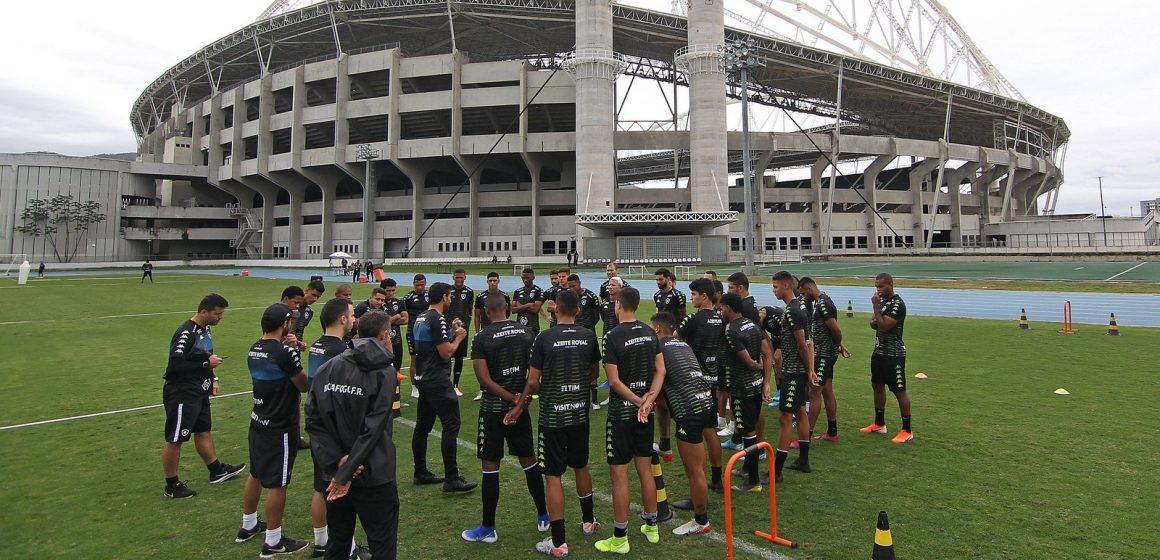 Botafogo mantém otimismo e dá respaldo a Valentim na reta final do Brasileirão