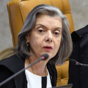 Cármen Lúcia manda TRF-4 soltar quem foi preso por ter sido condenado em segunda instância